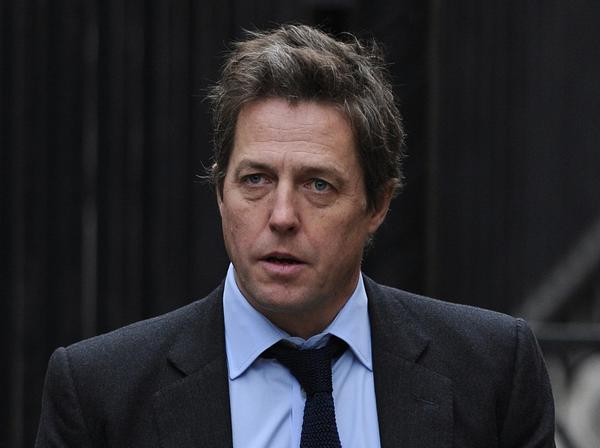 British phone-hacking scandal - Hugh Grant