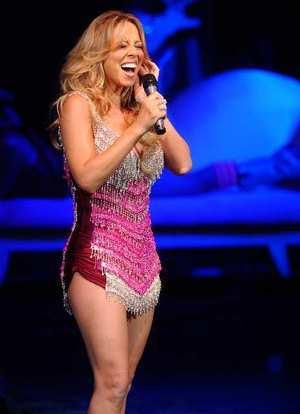 Mariah Carey, pregnancy, singing voice