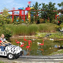 The animal-themed Safari Tour off-road vehicle ride coming to Legoland Florida