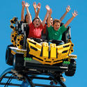 The Technic coaster (a twist on the classic Wild Mouse) coming to Legoland Florida