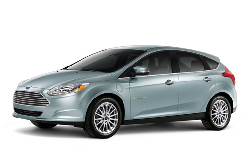 L.A. Auto Show: Green Car of the Year Contenders - Ford Focus Electric