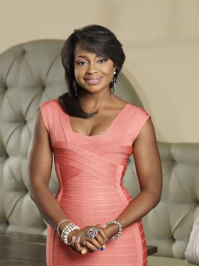 Phaedra Parks: The new queen of funeral homes?