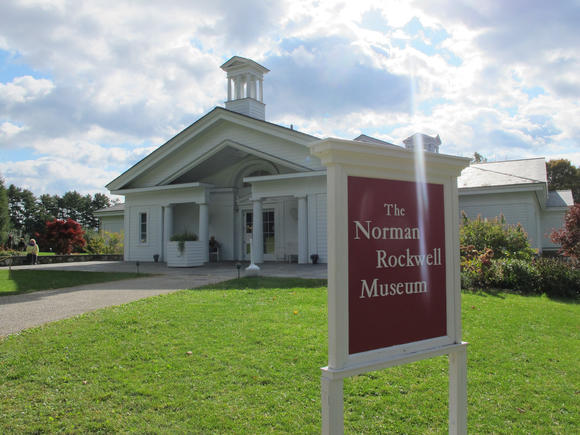 The Norman Rockwell Museum in Stockbridge, Massachusetts