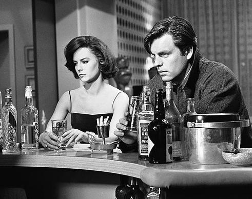 "Natalie Wood and Robert Wagner, a husband-and-wife team in real life, perform as lovers in ""All the Fine Young Cannibals,"" in December 1959."
