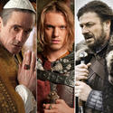 'The Borgias,' 'Camelot,' 'Game of Thrones,' 2011