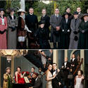 'Downton Abbey' vs. 'Upstairs Downstairs,' 2010