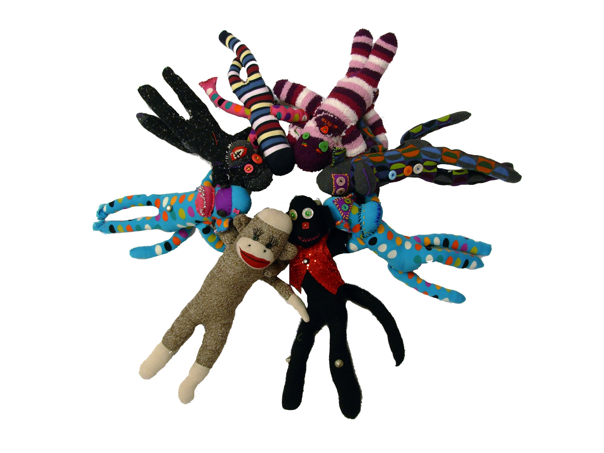 Gift guide 2011: 5 classes for gift-making - Sock Monkey Saturday