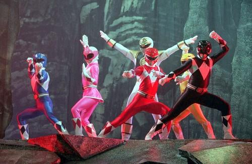 "<B>Who knew?</B><br> <br> Simon was behind the ""Power Rangers"" theme song!"