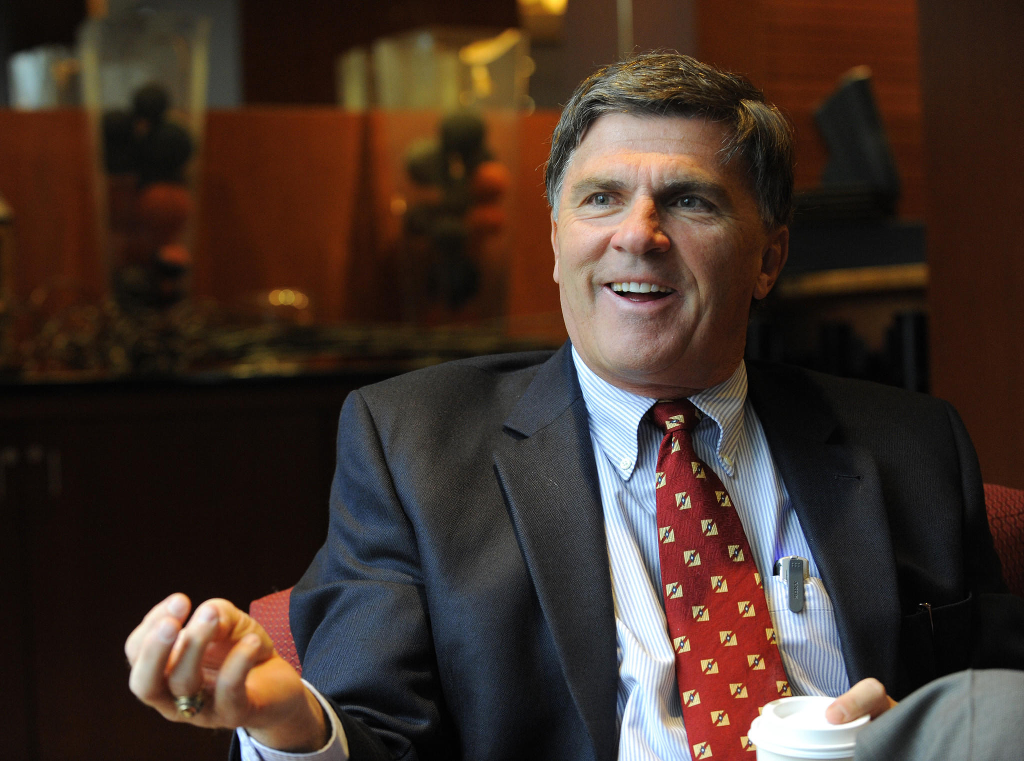 Former Gov. Bob Ehrlich is close with three of the four Republican candidates in this month's gubernatorial primary, and therefore, won't make a formal endorsement.