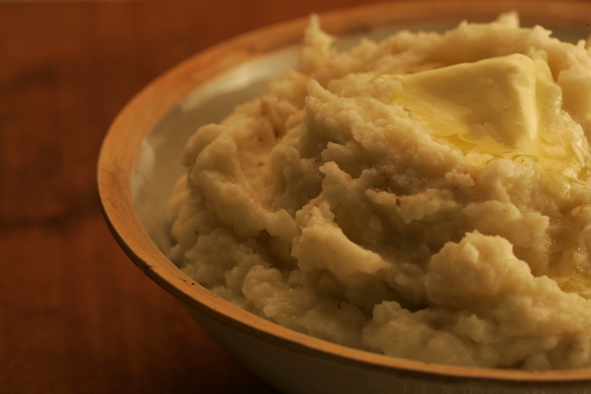 Photos: 97 great Thanksgiving recipes - Chestnut-celery root puree