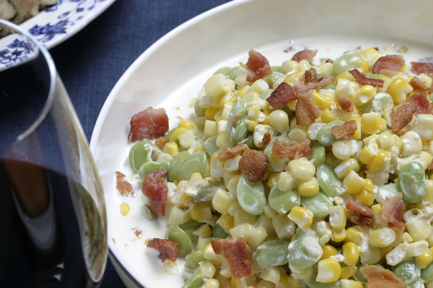 Photos: 97 great Thanksgiving recipes - Succotash