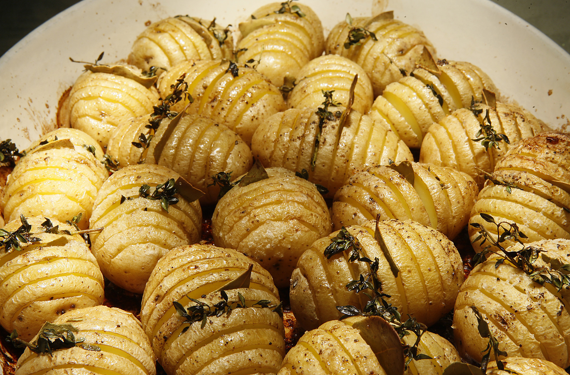 Photos: 97 great Thanksgiving recipes - Hedgehog potatoes