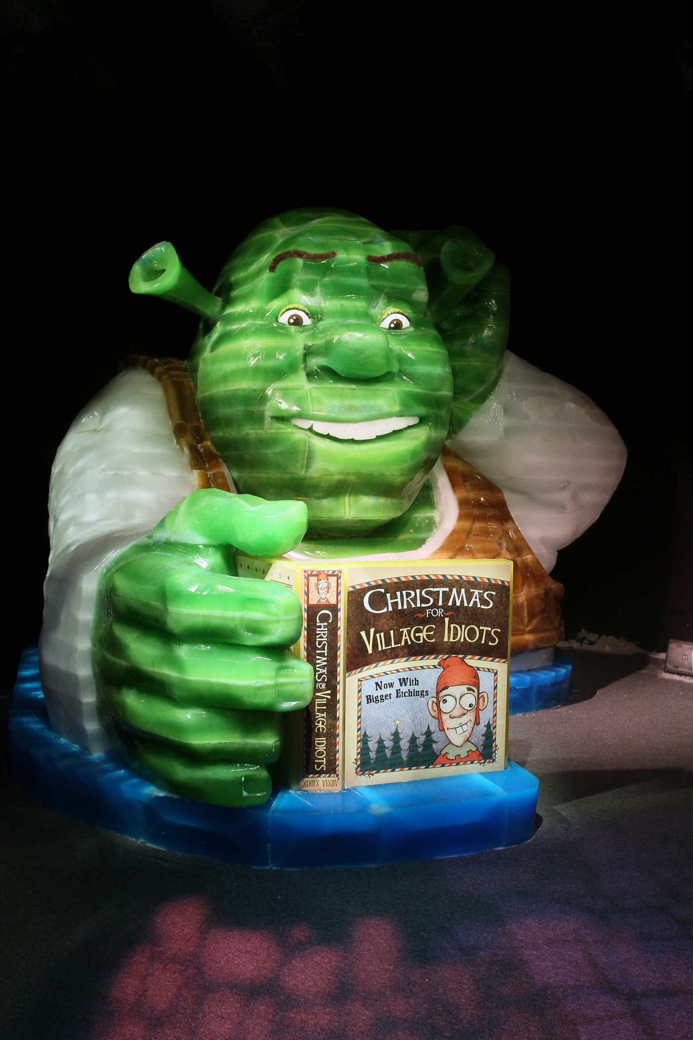 <b>Pictures:</b> Through the years: ICE! exhibit  at Gaylord Palms - ICE! 2011 at Gaylord Palms in Kissimmee
