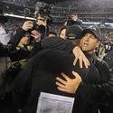 John Harbaugh, Jim Harbaugh