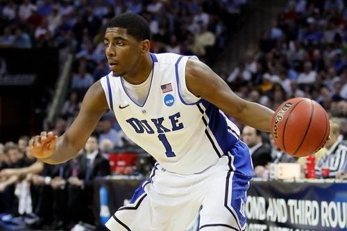 Kyrie Irving<br> POSITION: PG<br> SCHOOL: Duke<br> TEAM: Cleveland Cavaliers