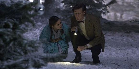"""Doctor Who"" Christmas Special"