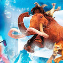 19) Alton Towers and Gardaland - 'Ice Age' 4D movie