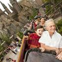 Celebrities at the Wizarding World of Harry Potter