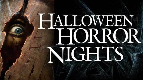 Halloween Horror Nights at Universal Studios Hollywood.