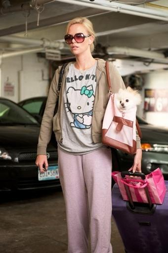 "Charlize Theron stars in ""Young Adult."""