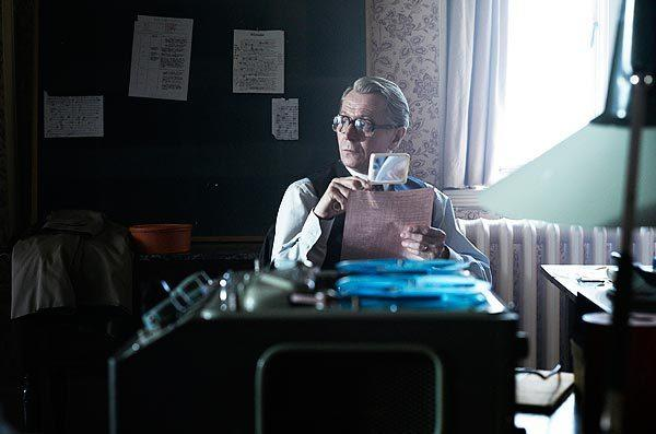 A version of the allusive John le Carré novel that couldn't be more deliciously, thrillingly, brilliantly complex. Pictured: Gary Oldman as George Smiley.