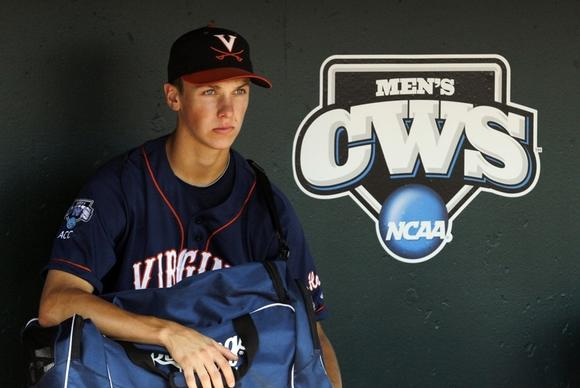 Virginia in the College World Series
