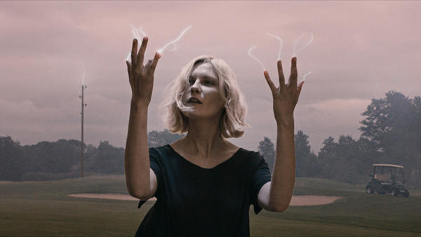"In ""Melancholia,"" Kirsten Dunst plays a young bride whose depression seems linked to the appearance of a mysterious planet in danger of colliding with Earth. The role earned her lead actress honors at Cannes Film Festival, as well as nods from the European Film Awards and the New York Film Critics Circle, but Dunst was bypassed by the Golden Globes and the Screen Actors Guild."