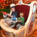 Disney Hollywood Studios Toy Story Mania ride