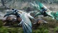 Avatar land at Walt Disney World's Animal Kingdom