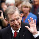 Former Czech President Vaclav Havel