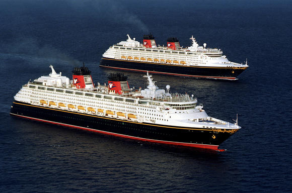 Disney Magic and Disney Wonder
