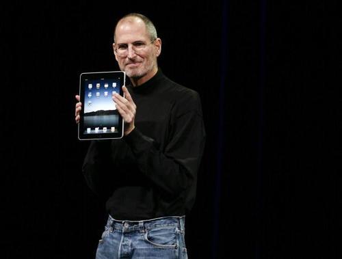 10. Steve Jobs