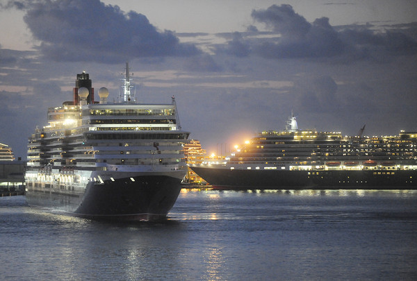 Pictures: New and soon-to-arrive cruise ships - Queen Elizabeth, Queen Victoria
