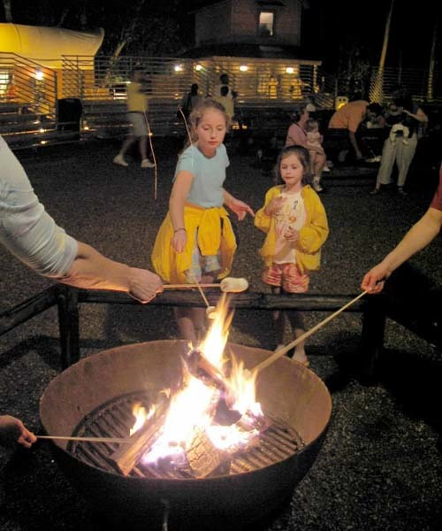 Florida Getaways of the Day - <b>Fort Wilderness:</b> Camping without hassles