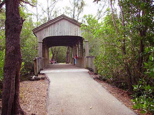 Florida Getaways of the Day - <b>North Miami:</b> Greynolds is a historic preserve of wild