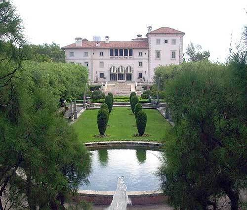 Florida Getaways of the Day - <b>Vizcaya:</b> Acres of beauty