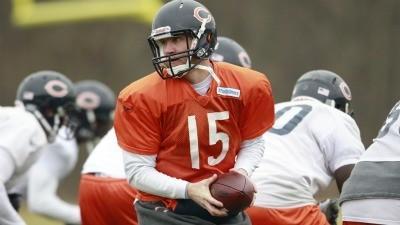 Josh McCown will start for the Bears Sunday. (Chris Walker/Tribune photo)