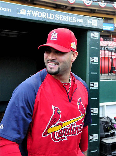Three-time MVP'er Albert Pujols turns 32 today.