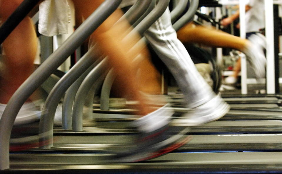 Many health clubs see a surge in business of 25 percent immediately after the new year, only to see those numbers level off by spring.