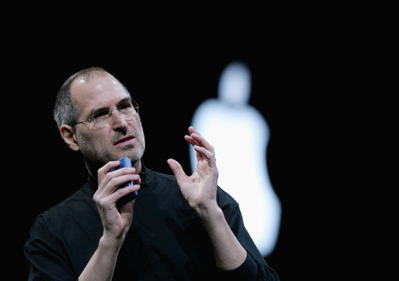 Anne Tallent's person of the year: Steve Jobs.