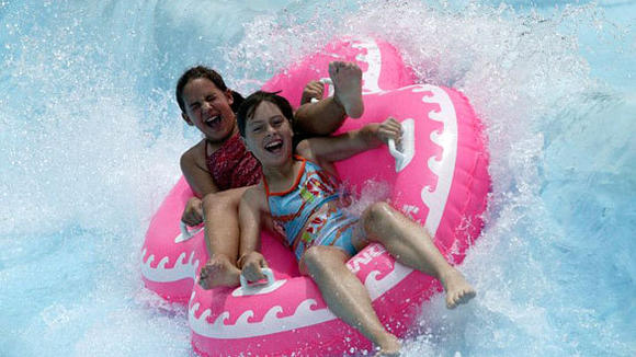 Wild Rivers water park