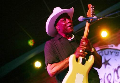 The blues giant kicks off each year with a monthlong residency at his namesake club in the South Loop, and reaffirms his jaw-dropping skills as a guitarist, showman and vocalist. <br><br><b> 9 p.m. Jan. 5-6, 12-13, 19-20, 26-27; 9:30 p.m. Jan. 7, 14, 21, 28; 7:30 p.m. Jan. 8, 15, 22, 29 at Buddy Guy's Legends, 700 S. Wabash Ave.; $55, $65; etix.com</b>
