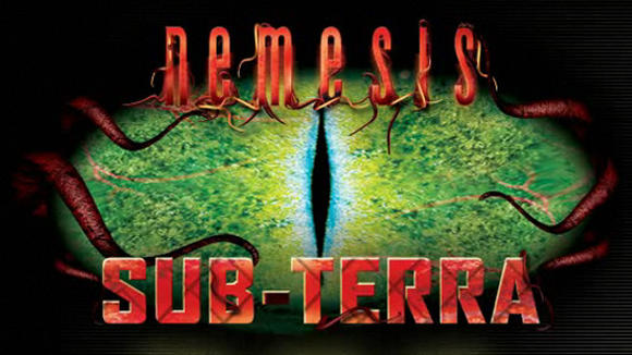 Nemesis: Sub-Terra at Alton Towers