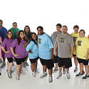 "The Season 13 ""Biggest Loser"" competitors"