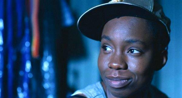 "Adepero Oduye stars in ""Pariah."""