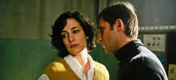 """Zana Marjanovic and Goran Kostic star in """"In the Land of Blood and Honey."""""""