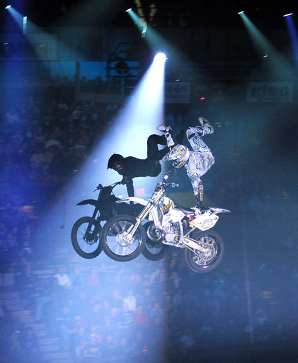 Nuclear Cowboyz freestyle motocross tour