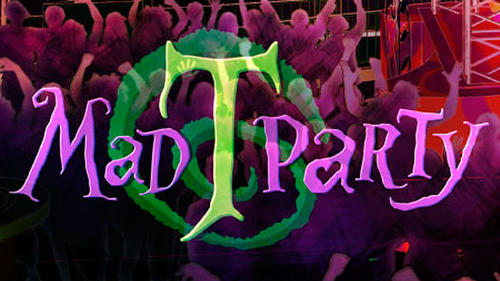 The Mad T Party scheduled to debut this summer at Disney's California Adventure replaces the ElecTRONica dance party in the Hollywood Pictures Backlot.