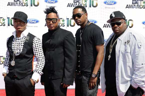 Dru Hill and Sisqo perform Saturday at Rams Head Live.