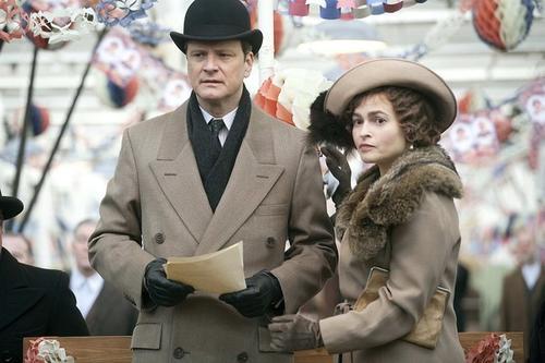 <i>Best picture</i><br> <br> <i>Best actor:</i> Colin Firth<br> <br> <i>Best supporting actor:</i> Geoffrey Rush<br> <br> <i>Best supporting actress:</i> Helena Bonham Carter<br> <br> <i>Best director:</i> Tom Hooper<br> <br> <i>Best art direction:</i> Eve Stewart (production design) and Judy Farr (set decoration)<br> <br> <i>Best cinematography:</i> Danny Cohen<br> <br> <i>Best costume design:</i> Jenny Beavan<br> <br> <i>Best film editing:</i> Tariq Anwar<br> <br> <i>Best original score:</i> Alexandre Desplat<br> <br> <i>Best sound mixing:</i> Paul Hamblin, Martin Jensen and John Midgley<br> <br> <i>Best original screenplay:</i> David Seidler